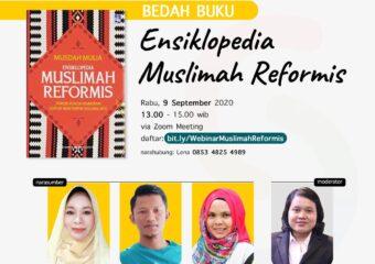 muslimah reformis, ensiklopedia mulimah reformis, musdah mulia, subandri simbolon, aseanty pahlevi,